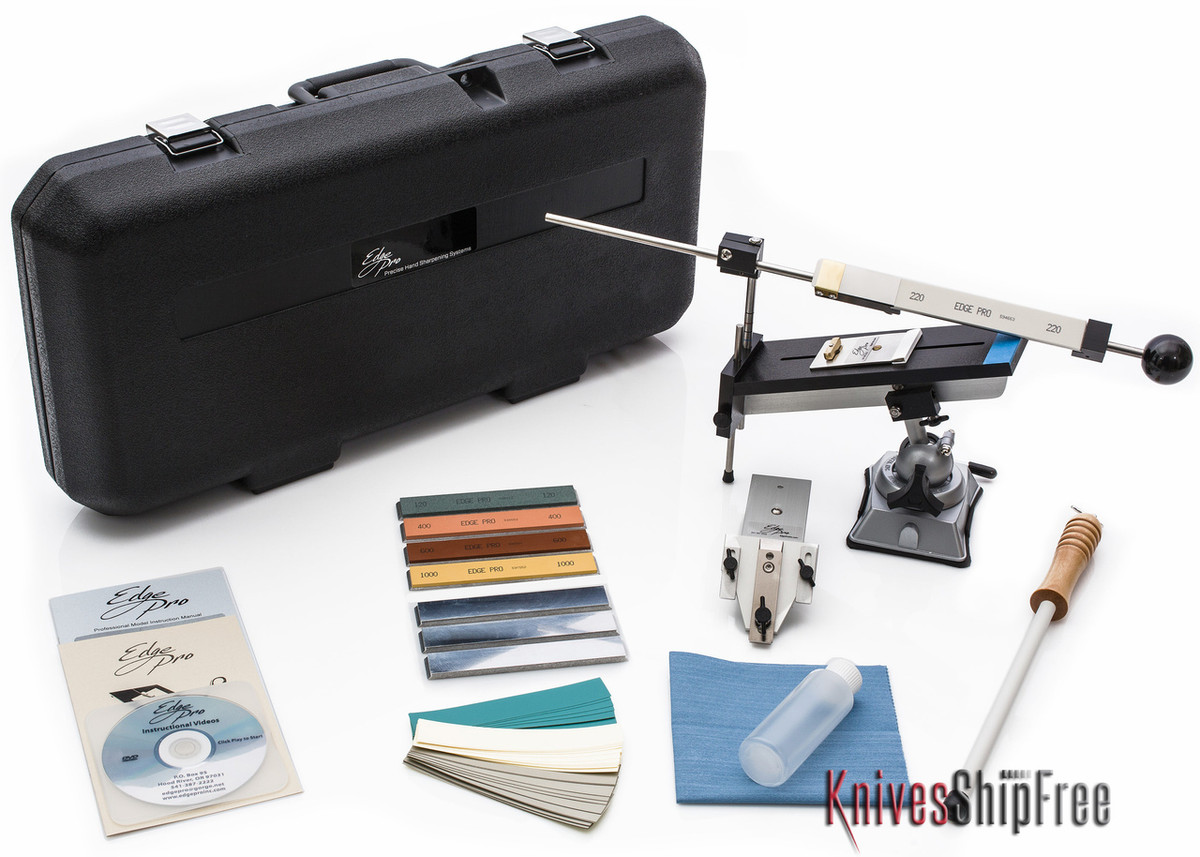 Edge Pro: Pro Kit 4 - Professional Model Sharpening System primary image