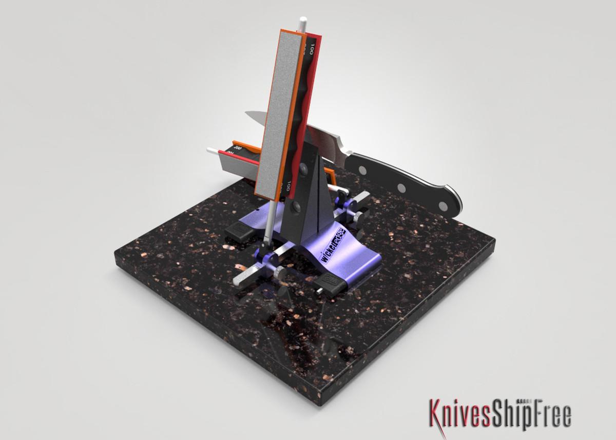 Wicked Edge: Granite Base primary image