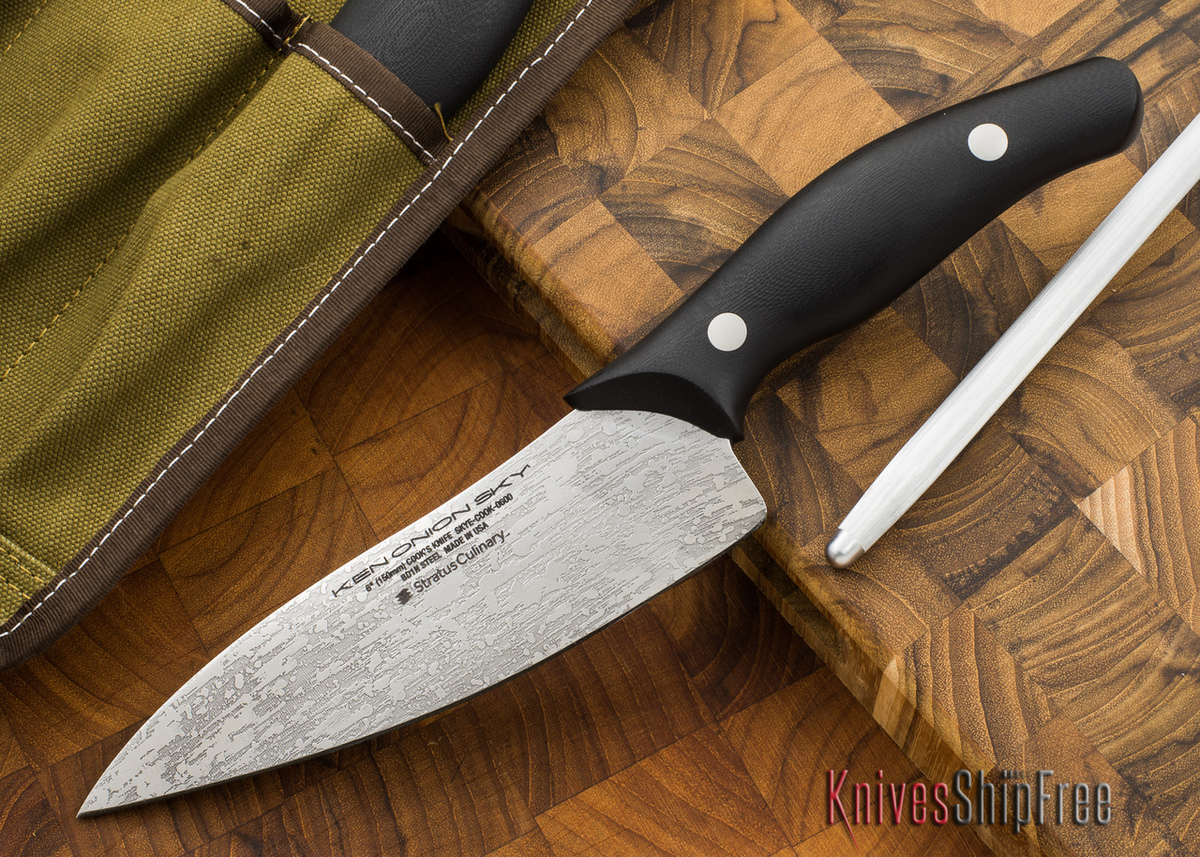 Ken Onion Sky 6 Cook S Chef S Knife All Knives Ship Free