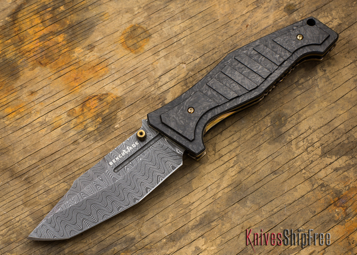 Benchmade Knives: 757-151 VICAR - Sibert Design - Liner Lock primary image
