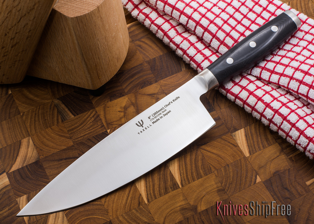 "Yaxell: Dragon - 8"" Chef's Knife primary image"