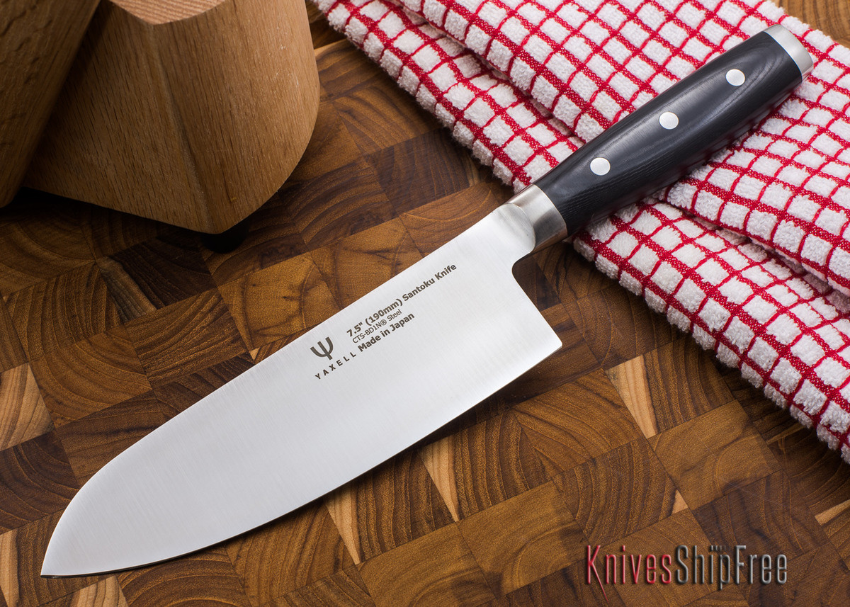 "Yaxell: Dragon - 7.5"" Santoku Knife primary image"