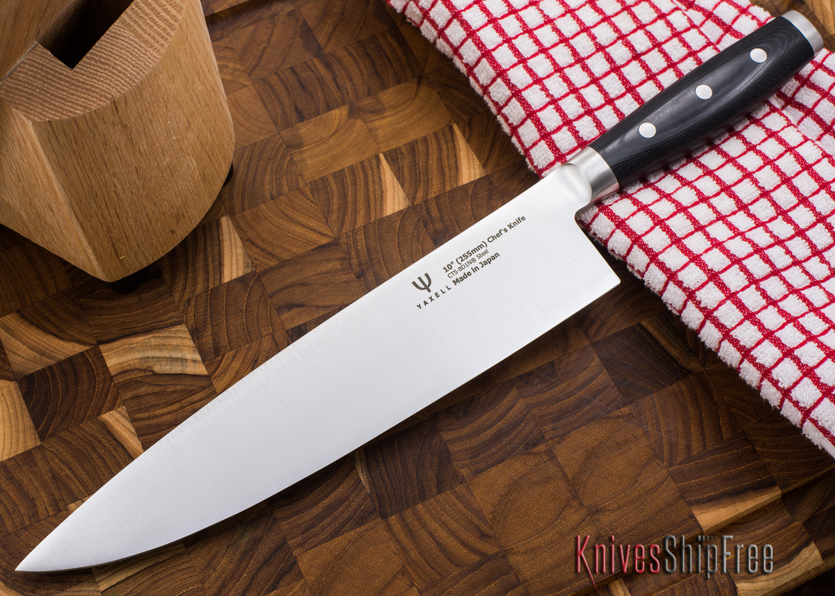 "Yaxell: Dragon - 10"" Chefs Knife primary image"