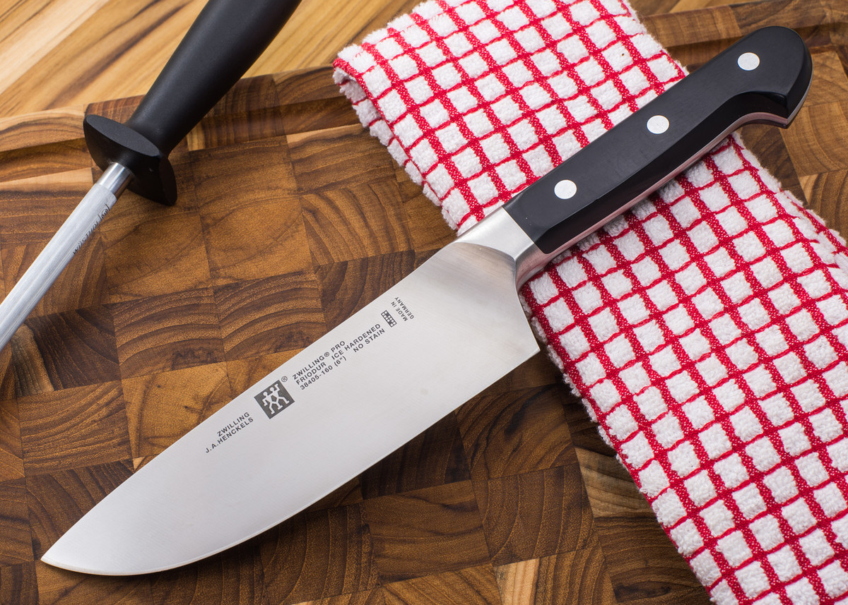 "Henckels ZWILLING Pro - 6"" Chef's Knife primary image"