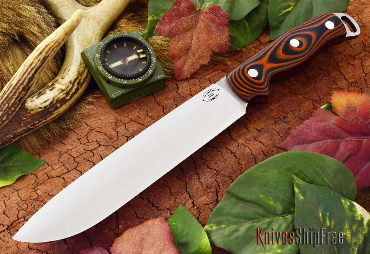 American Knife Company: Denali - Tigerstripe G-10 primary image