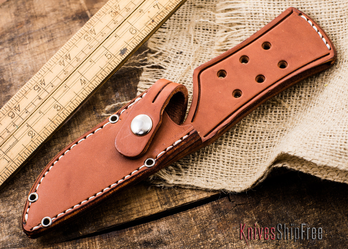 Bark River Knives: Bravo 1 - Classic Belt Sheath primary image