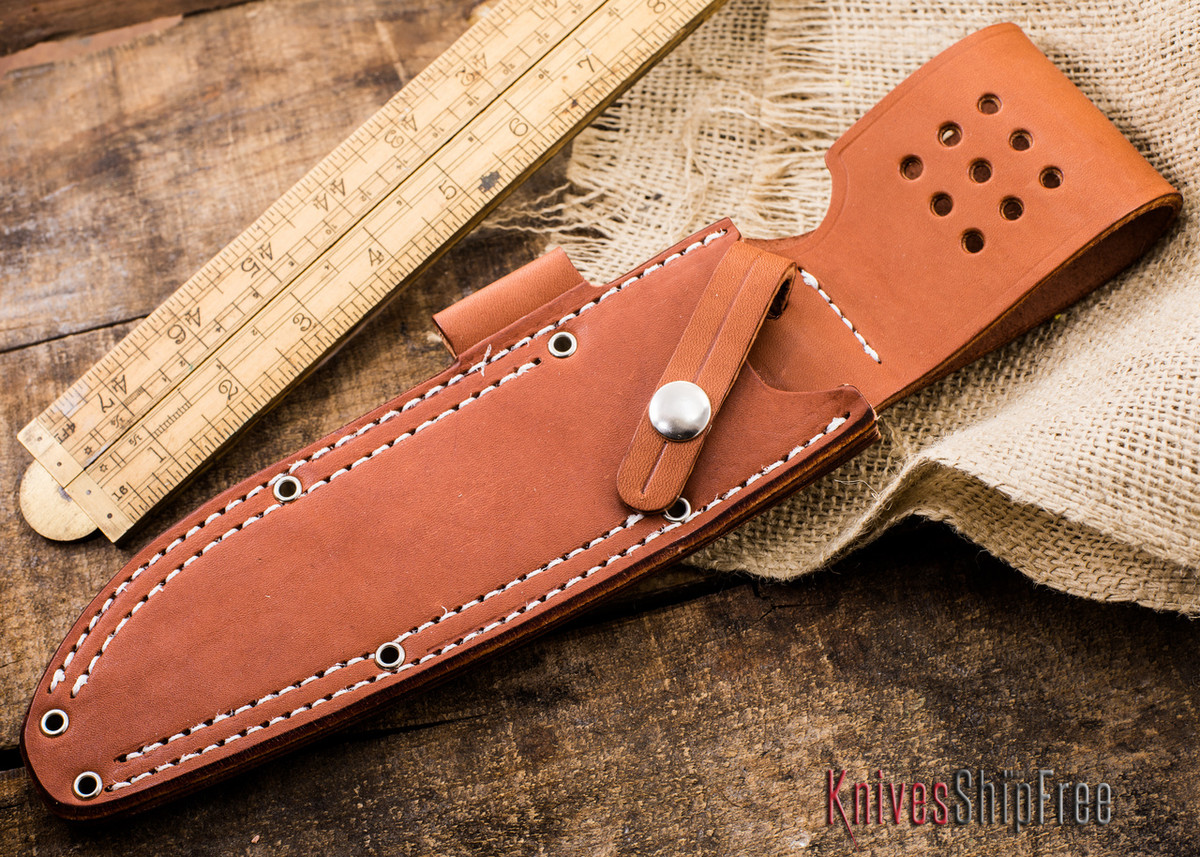 Bark River Knives: Bravo 2 - Belt Sheath primary image