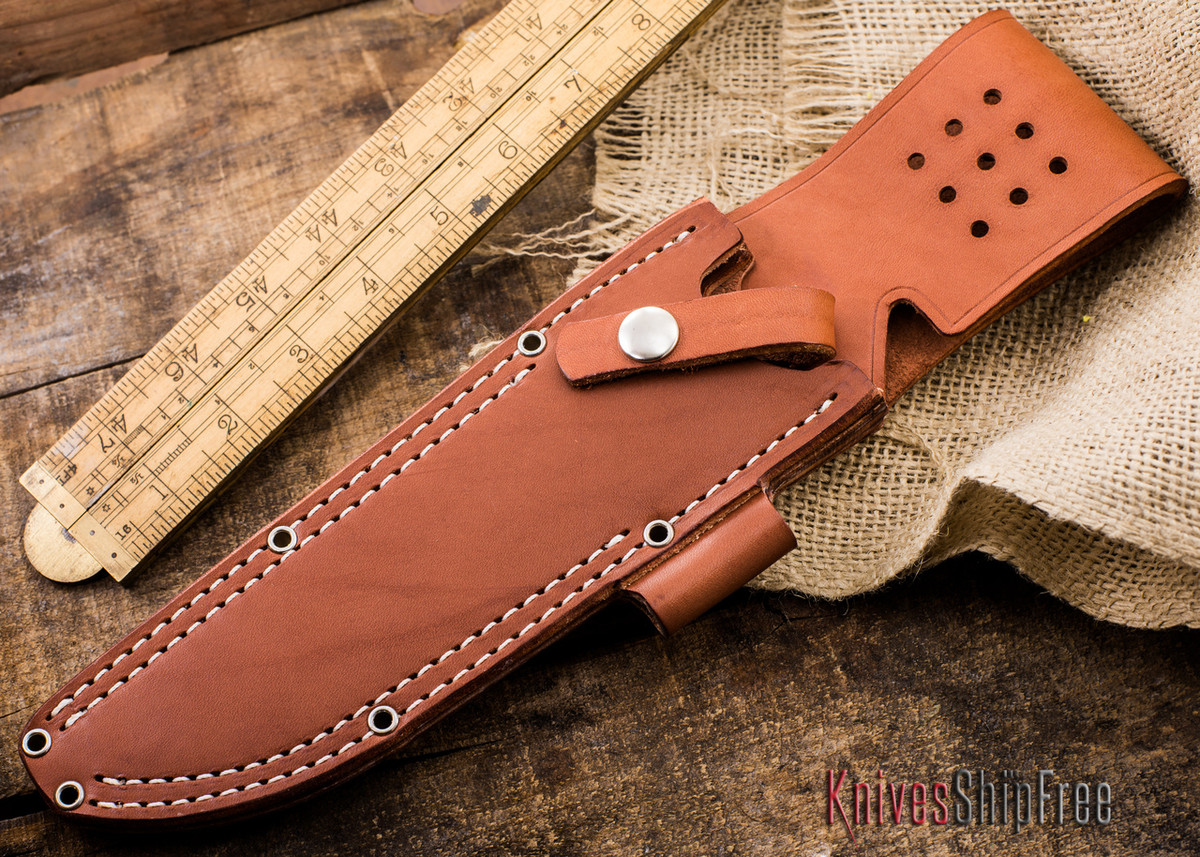 Bark River Knives: Bravo 2 - Belt Sheath - Left-Hand primary image