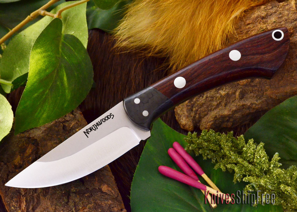 Northwoods Knives: Iron River - Cocobolo - #2 primary image