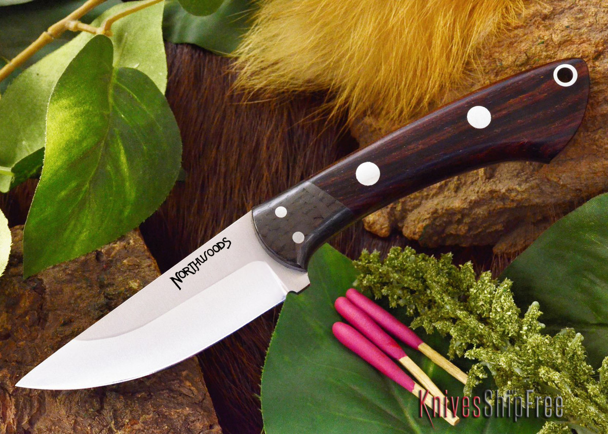 Northwoods Knives: Iron River - Cocobolo - #5 primary image