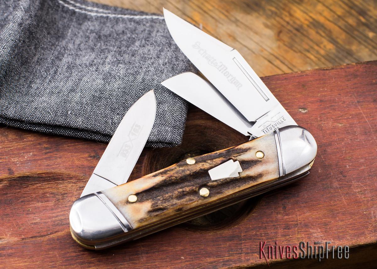 Schatt & Morgan: Keystone Series - Railsplitter - Stag - B primary image