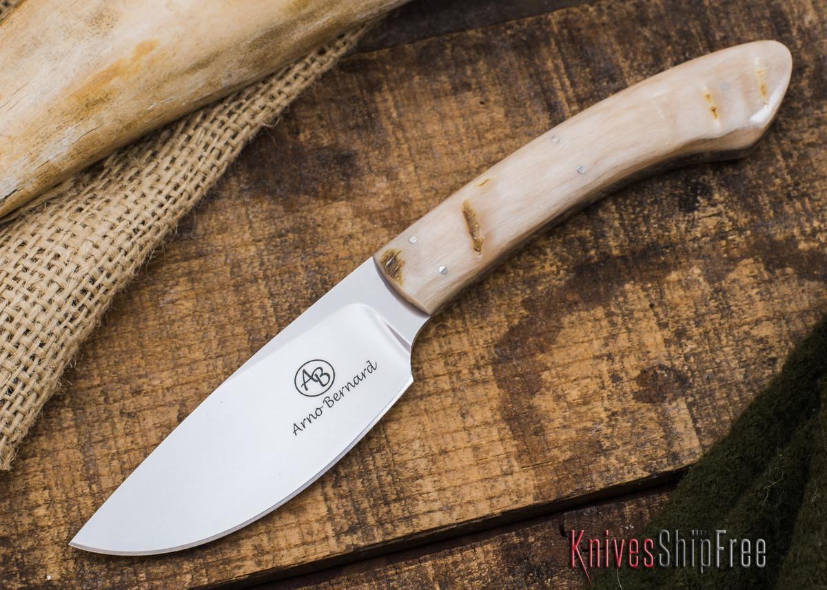 Arno Bernard Knives: Pro Hunter Series - Sable - Sheep Horn - 70509 primary image