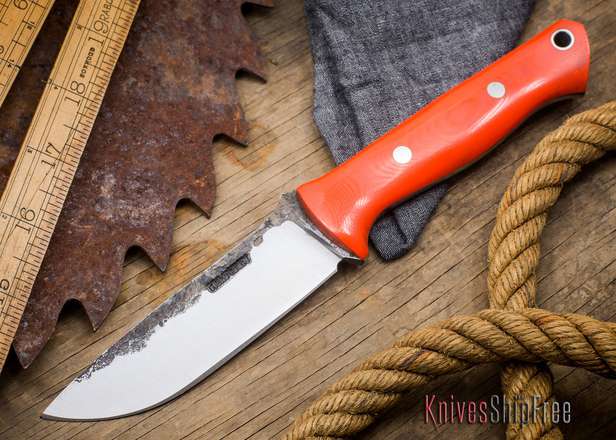 Lon Humphrey: Rustic Bravo - Blaze Orange G-10
