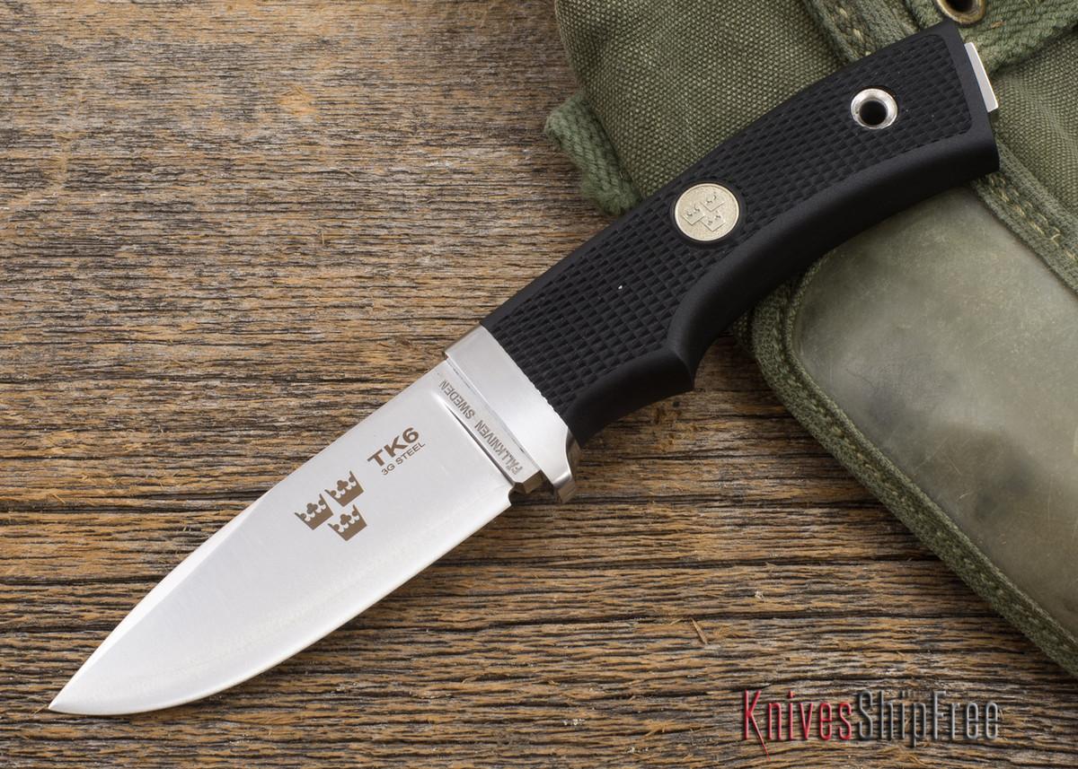 Fallkniven: TK6Z - Tre Kroner Hunter - 3G Steel - Zytel Sheath primary image