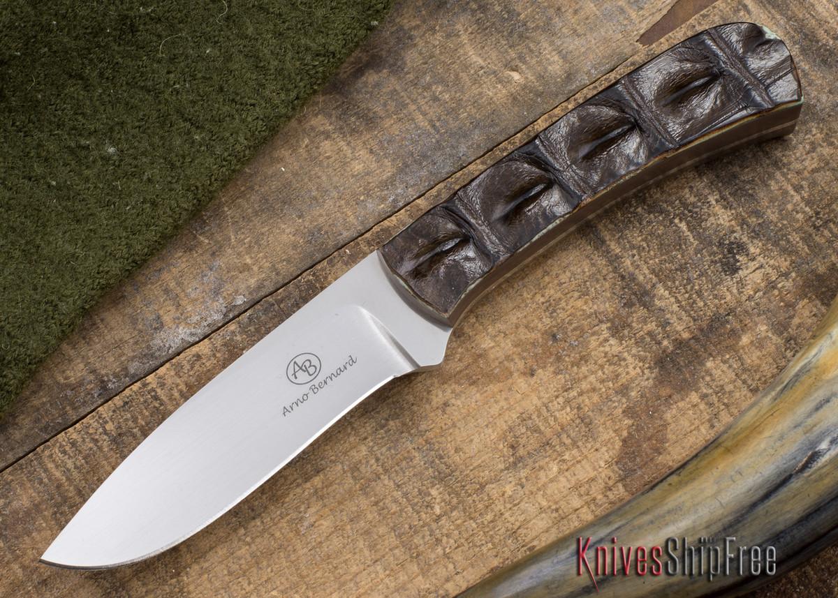 Arno Bernard Knives: Grazer Series - Kudu - Croc - 102735 primary image