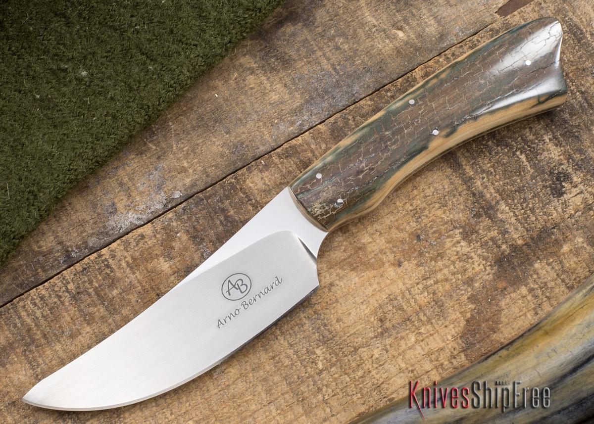 Arno Bernard Knives: Grazer Series - Springbok - Mammoth Ivory - 102748 primary image