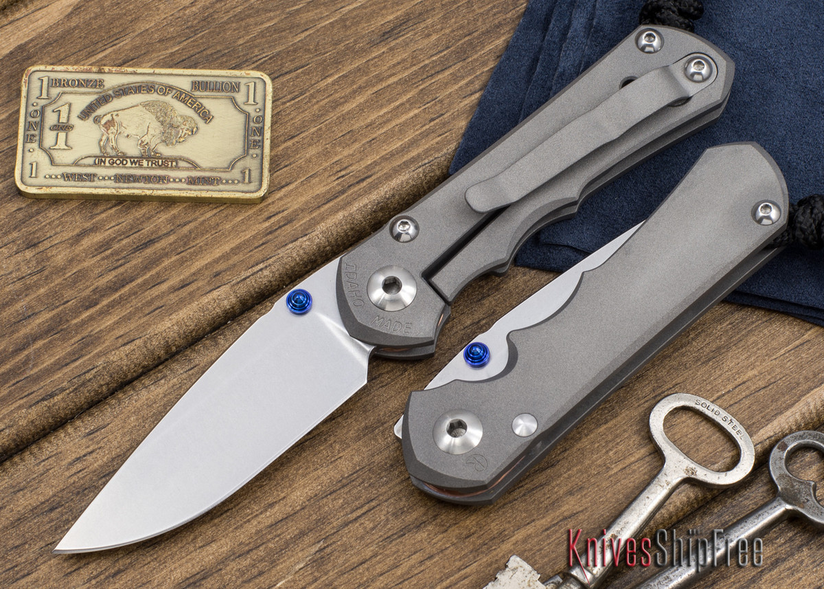 Chris Reeve Knives: Small Inkosi - Left Handed primary image