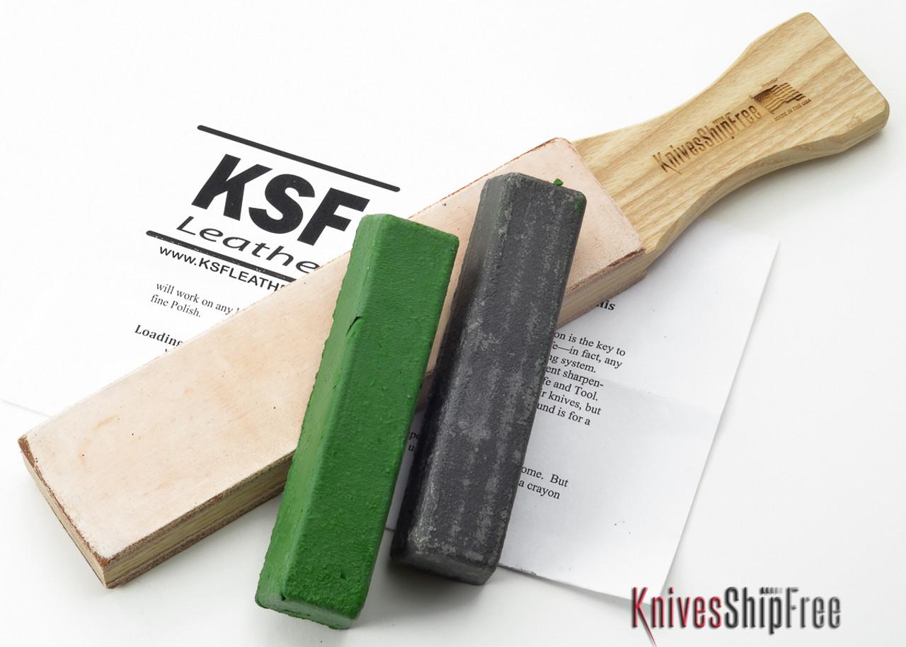 Knife Sharpening & Care