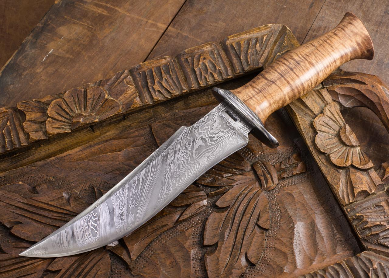 Jesse Hemphill Knives