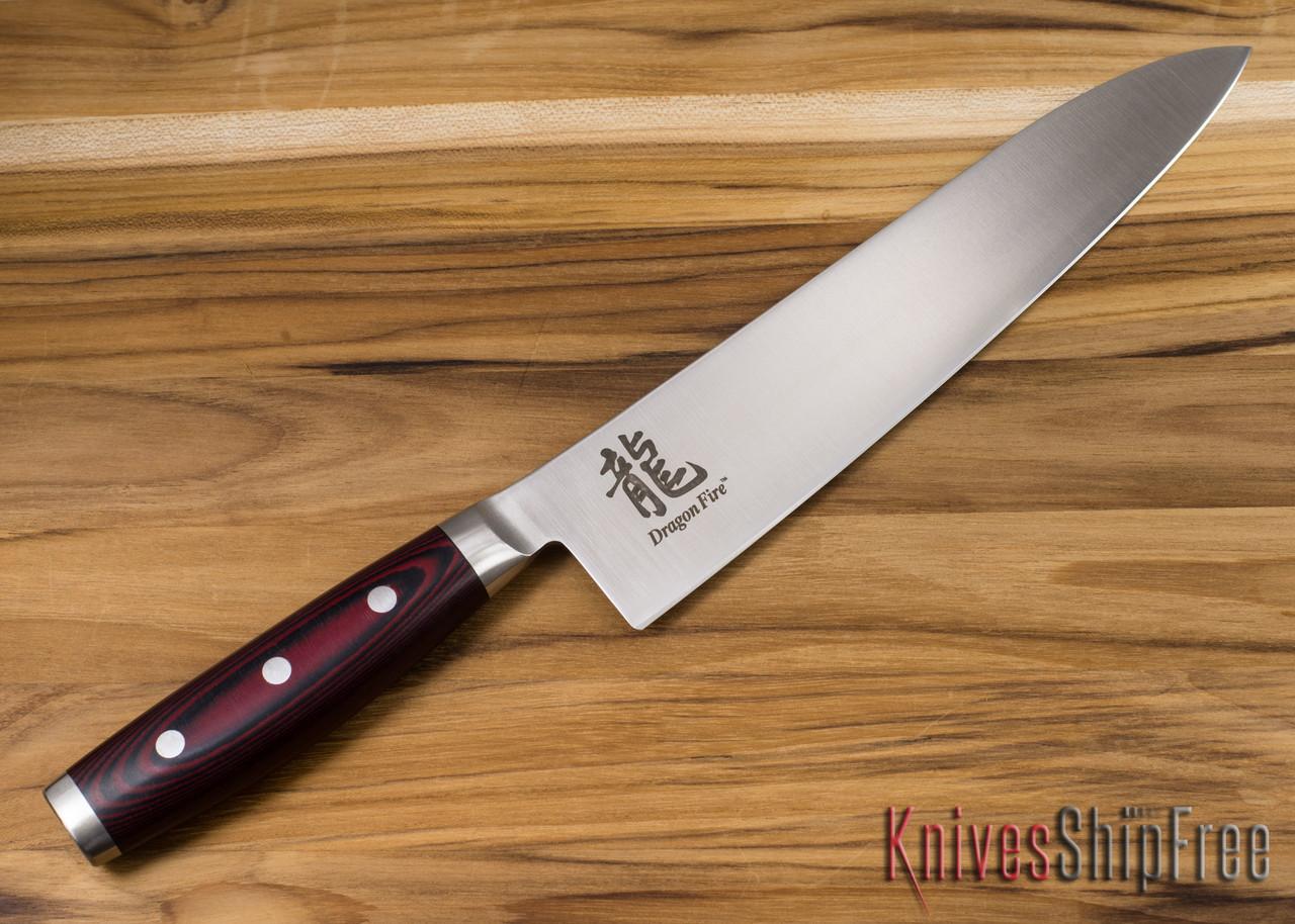 Dragon Kitchen Knives