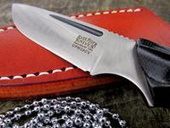 A Review of the Bark River Adventurer Neck Knife