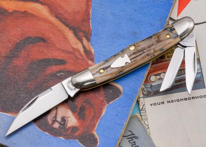 Norfolk Whittler Mammoth Ivory