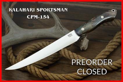 Kalahari Sportsman CPM-154 Preorder