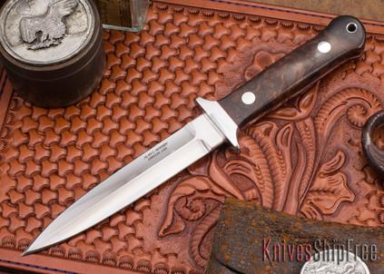Alan Warren Knives: Ironwood Dagger