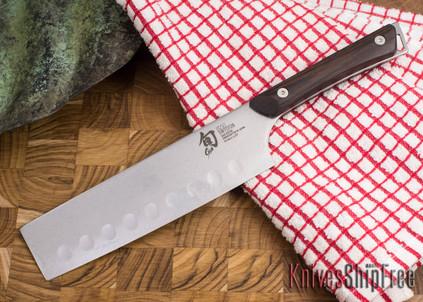 """Shun Knives: Kanso HG Nakiri 6 1/2"""" - SWT0728"""