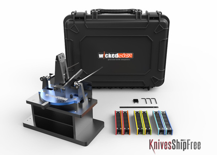 Wicked Edge: Precision Sharpening System - Generation 3 Pro - Pre-2017 Edition SALE