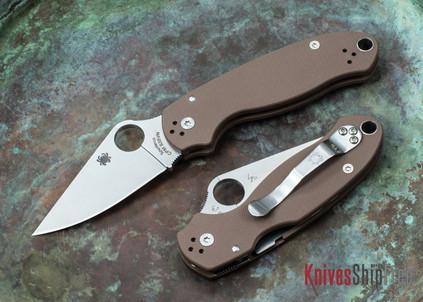 Spyderco: Para 3 | KnivesShipFree