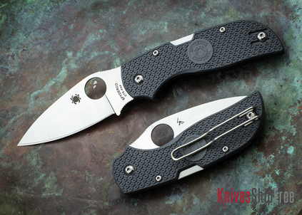 Spyderco: Chaparral - Gray FRN - CTS-XHP - C152GY