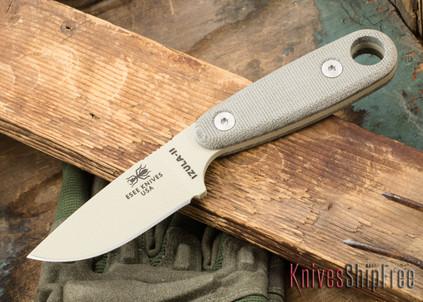 ESEE Knives: Izula II - Neck Knife - Desert Tan
