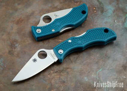 Spyderco: Ladybug 3 - Blue FRN - K390 - LFP3K390