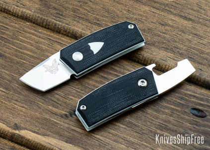 Benchmade Knives: 602 Tengu Tool - Friction Folder - CPM-20CV Blade & Bottle Opener