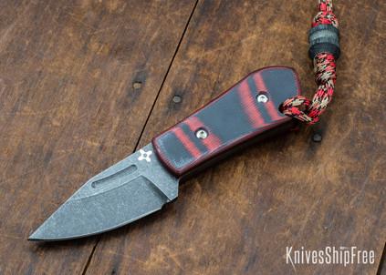 Joe Loui Knives: Chico #022 - Freddy Krueger G-10