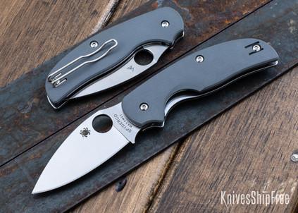 Spyderco: Sage 1 - Cool Gray G-10 - Maxamet - C123GPGY