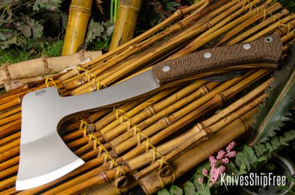 Bark River Knives: Hunter's Ax - Coffeebag