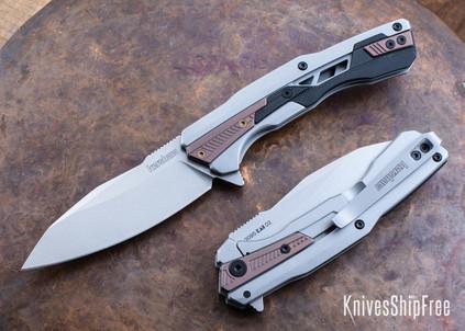 Kershaw Knives: Endgame - KVT Ball Bearing Flipper - D2 Tool Steel - 2095
