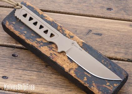Spartan Blades: Formido - CPM-S45VN - Flat Dark Earth PVD
