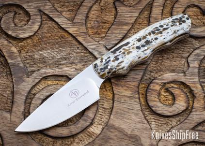 Arno Bernard Knives: Bush Baby Series - Squirrel - Kudu Bone - AB21EG047