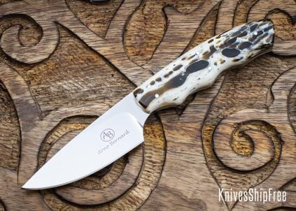 Arno Bernard Knives: Bush Baby Series - Squirrel - Kudu Bone - AB21EG051