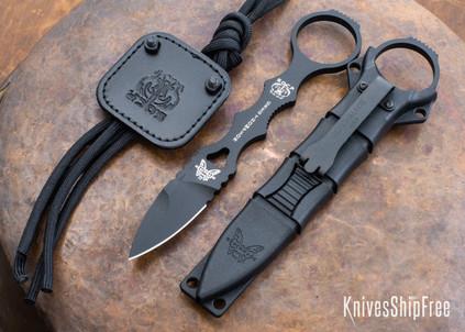 Benchmade Knives: 177BK Mini SOCP