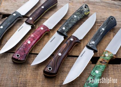 Lon Humphrey Knives: Tucson AEB-L