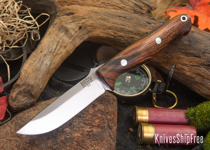 Bark River Knives: Gunny - Desert Ironwood #1