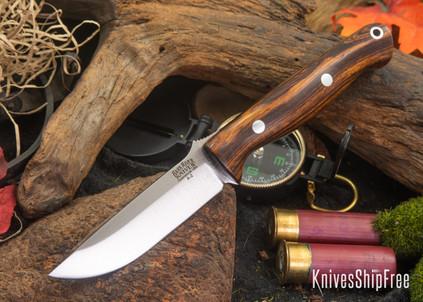 Bark River Knives: Gunny - Desert Ironwood #2