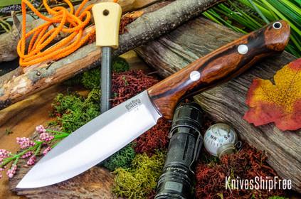 Bark River Knives: UP Bravo - Desert Ironwood #2