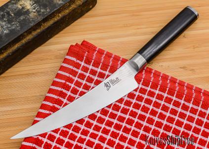 """Shun Knives: Classic Boning/Fillet Knife - 6"""" - DM0743"""