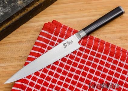 """Shun Knives: Classic Utility Knife - 6"""" - DM0701"""