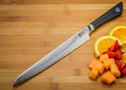 """Shun Knives: Sora Bread Knife 9"""" - VB0705"""